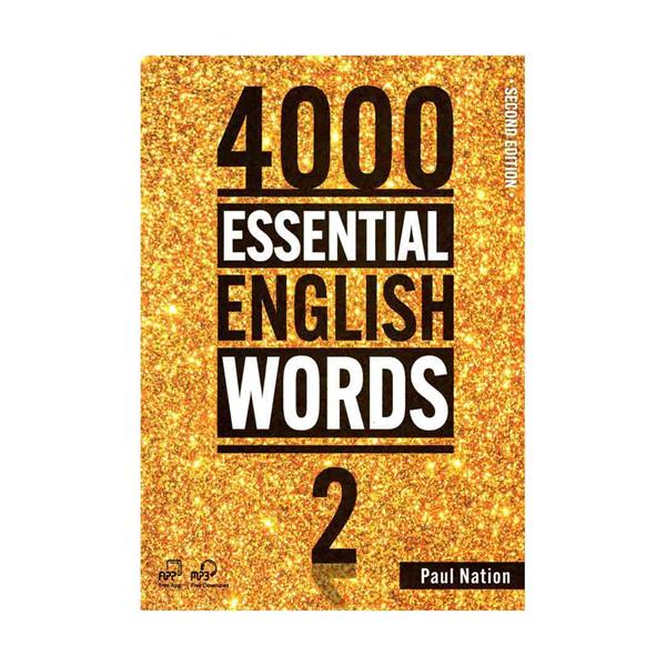 خرید کتاب 4000Essential English Words 2nd 2