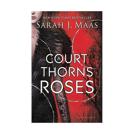 خرید کتاب A Court of Thorns and Roses - A Court of Thorns and Roses 1