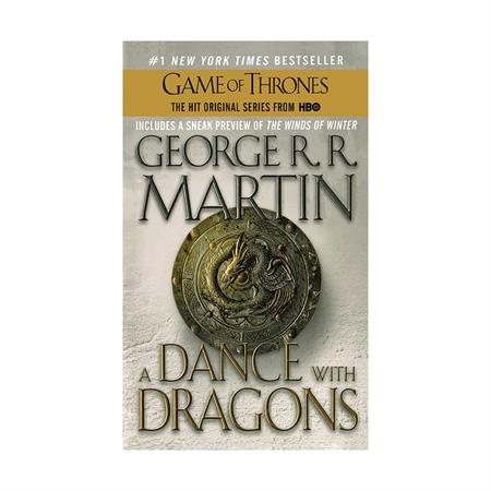 A Dance with Dragons by George R R Martin_2