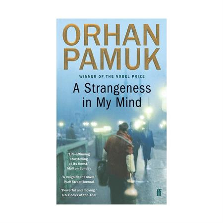 A Strangeness in My Mind by Orhan Pamuk_2