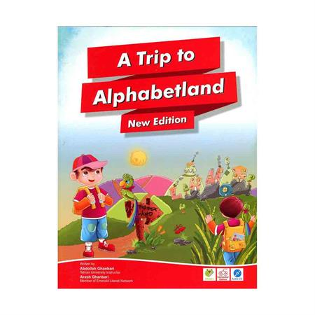 خرید کتاب A Trip To Alphabetland (New)+CD