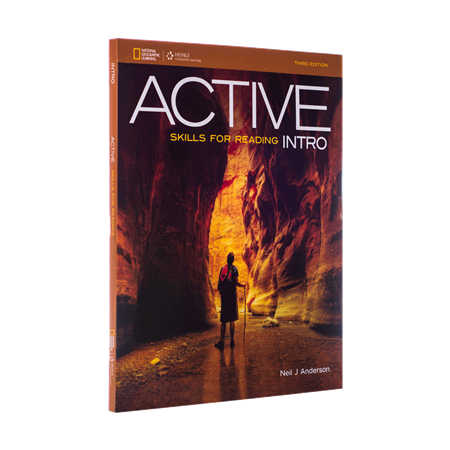 ACTIVE Skills for Reading Intro  3rd CD  1
