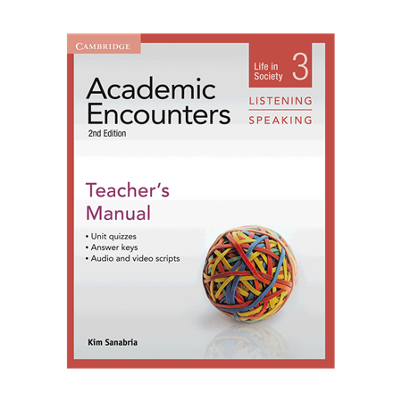 Academic Encounters Reading Writing 3 Teachers Manual 2nd Edition     FrontCover_2