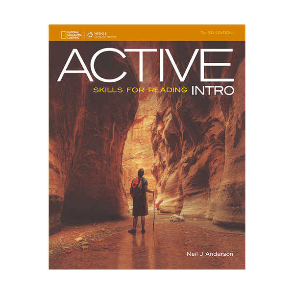 خرید کتاب ACTIVE Skills for Reading Intro  third edition
