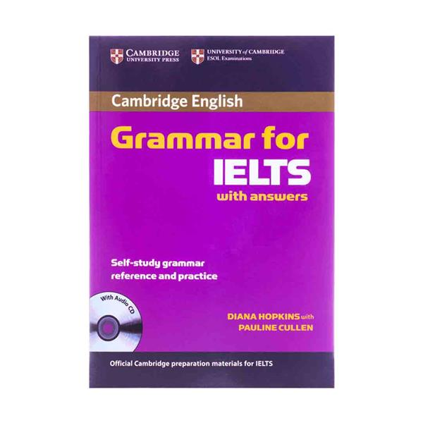 خرید کتاب Cambridge Grammar for IELTS