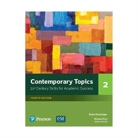 خرید کتاب Contemporary Topics 4th 2