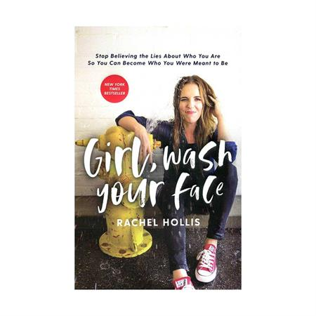 خرید کتاب Girl Wash Your Face