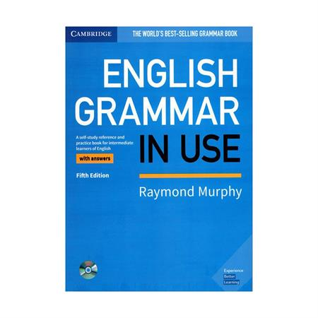 خرید کتاب English Grammar in Use Intermediate 5th