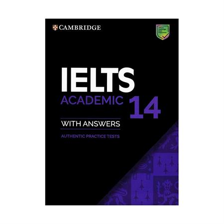 خرید کتاب IELTS Cambridge 14 Academic