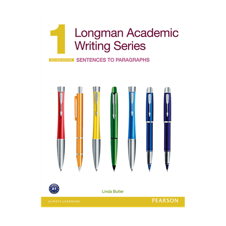 Longman Academic Writing Series 1 2nd Edition - FrontCover_5