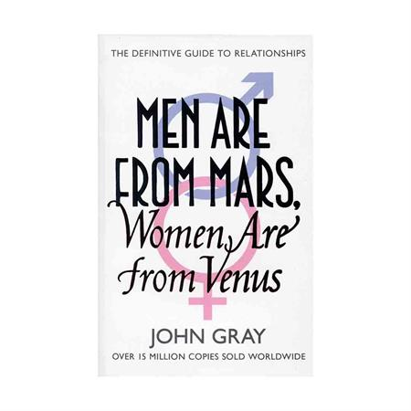 خرید کتاب Men Are from Mars, Woman Are from Venus