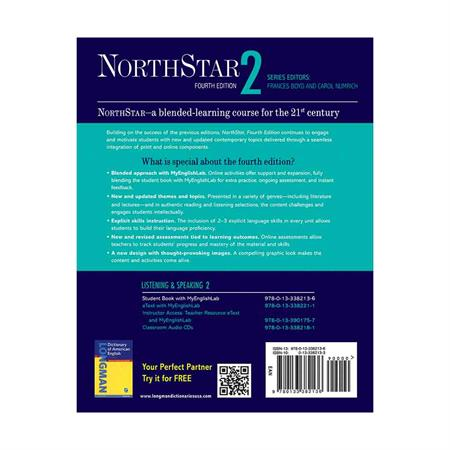 NorthStar-Listening--and-Speaking-2-4th-Edition-----BackCover