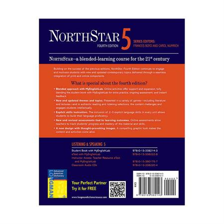 NorthStar-Listening--and-Speaking-5-4th-Edition-----BackCover
