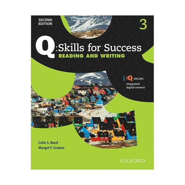 خرید کتاب Q Skills for Success 2nd 3 Reading and Writing