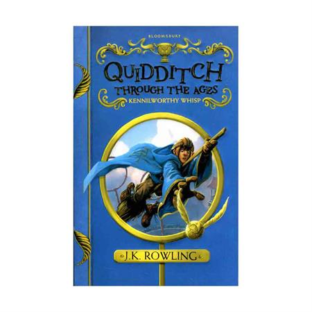 خرید کتاب Quidditch Through The Ages