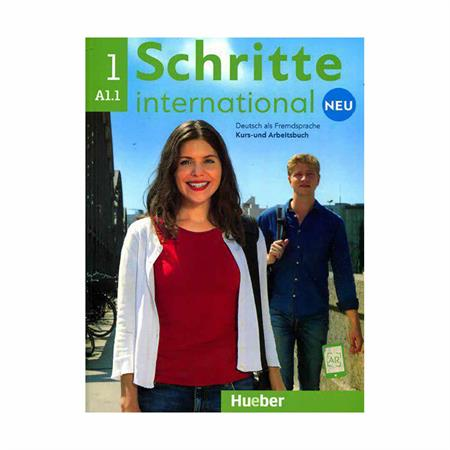 خرید کتاب Schritte International Neu A1.1