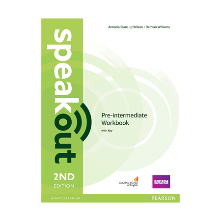 Speakout Pre Intermediate Workbook 2nd Edition     FrontCover