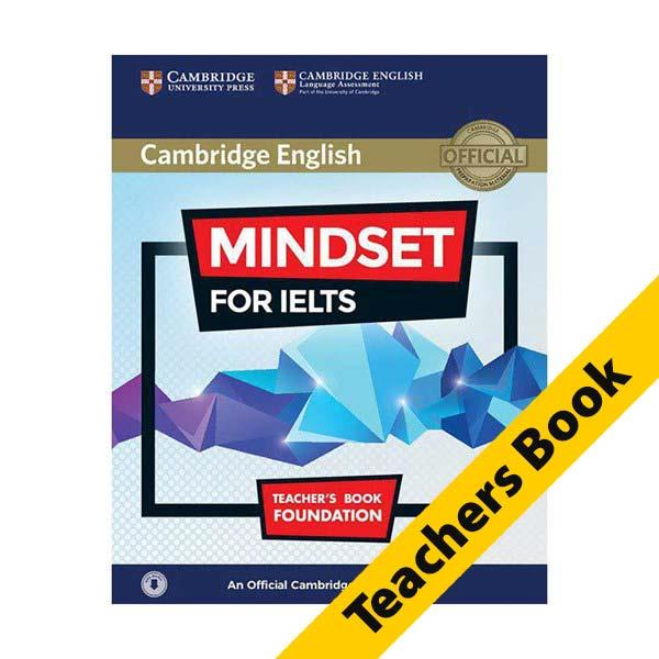 خرید کتاب Teacher's Book Mindset For IELTS Founndation