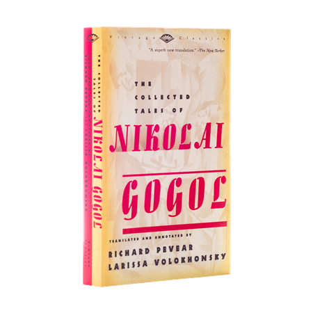 The Collected Tales of Nikolai Gogol Full Text  1