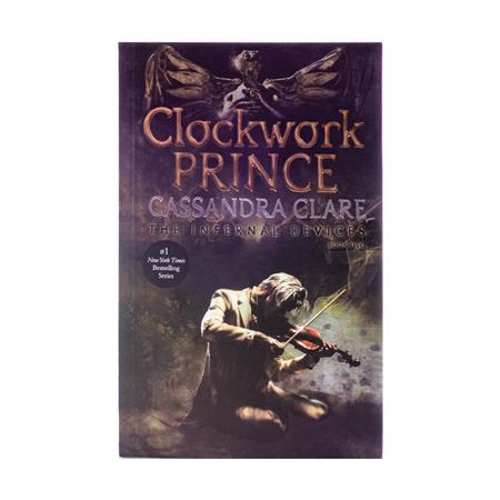 The Infernal Devices 2 Clockwork Prince by Cassandra Clare_2