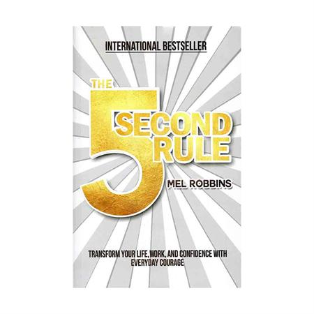 خرید کتاب The 5 Second Rule
