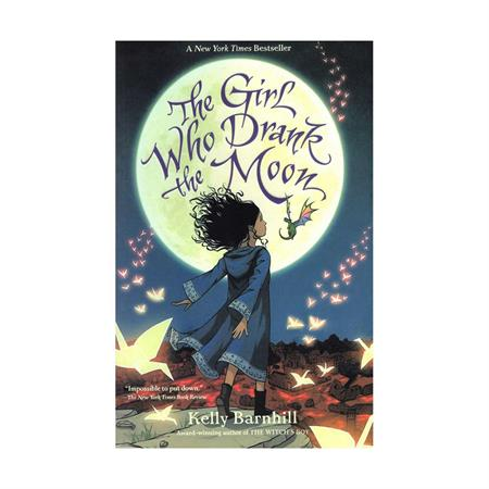 خرید کتاب The Girl Who Drank the Moon