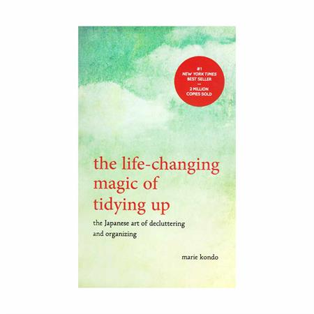 خرید کتاب The Life-Changing Magic of Tidying Up