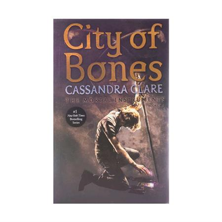 خرید کتاب City of Bones - The Mortal Instruments 1