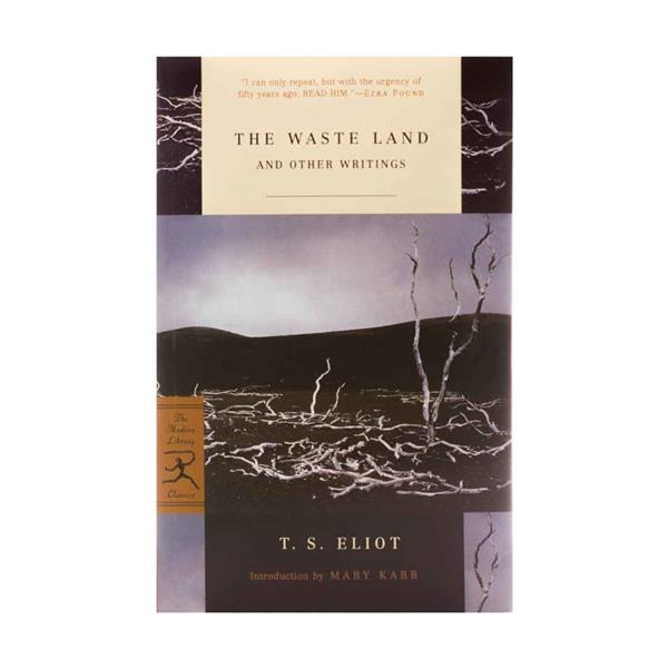 خرید کتاب The Waste Land and Other Writings