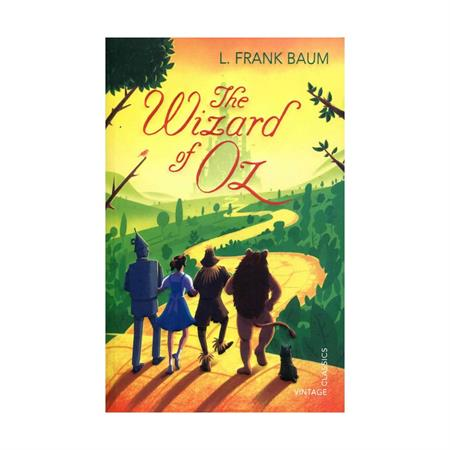 خرید کتاب The Wizard of Oz