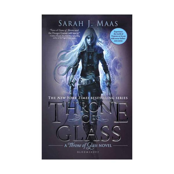 خرید کتاب  Throne of Glass - Throne of Glass 1