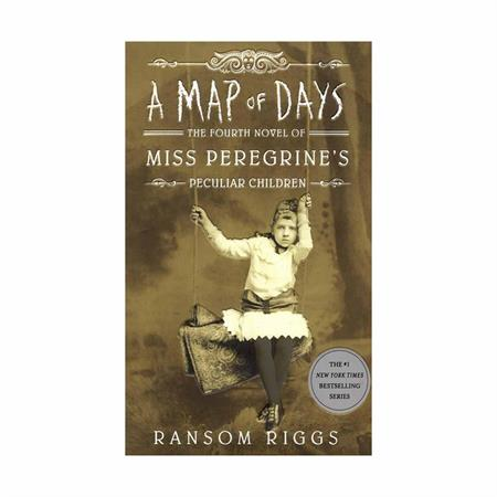 A Map of Days - Miss Peregrines Peculiar Children 4
