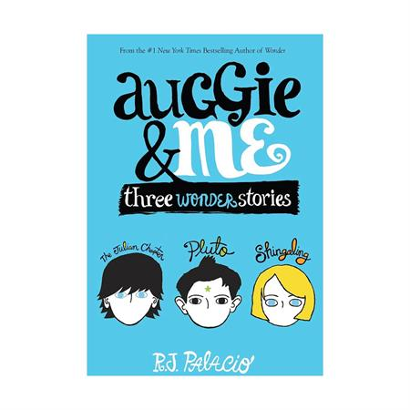خریرد کتاب Auggie & Me Three Wonder Stories