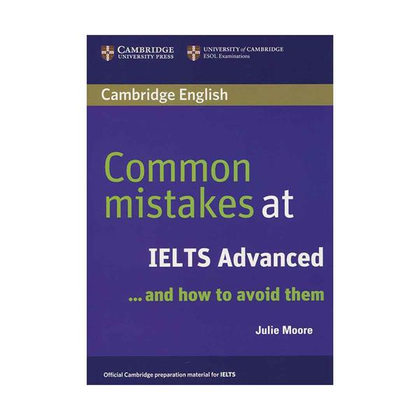 خرید کتاب Common Mistakes at Ielts Advanced
