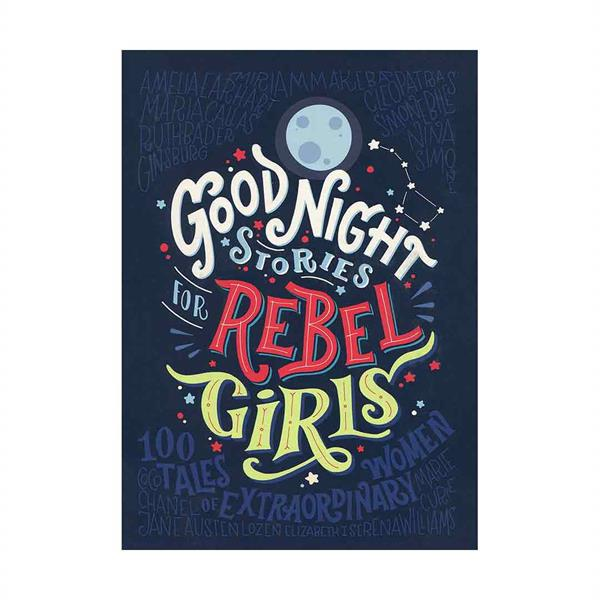 خرید کتاب Good Night Stories for Rebel Girls
