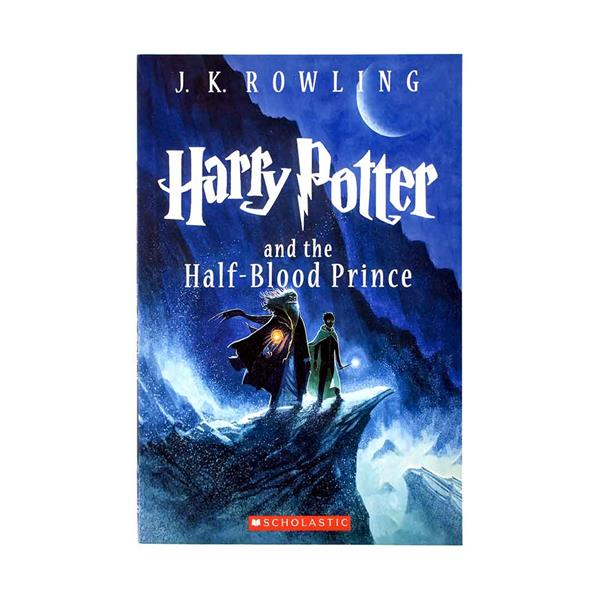 خرید کتاب Harry Potter and the Half-Blood Prince - Harry Potter 6