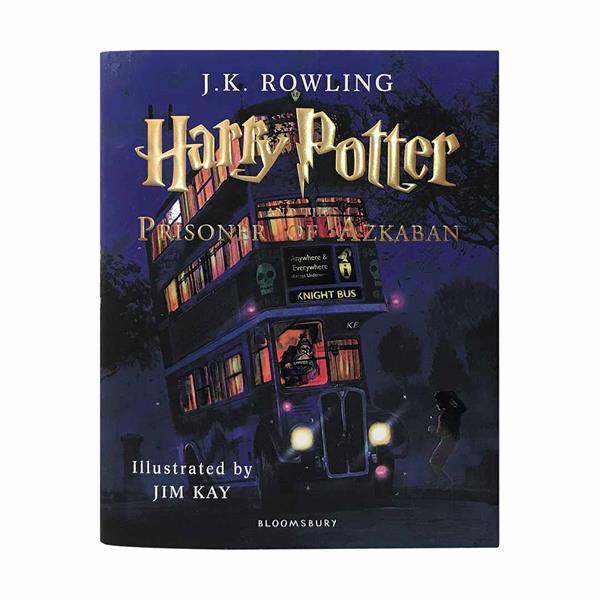 خرید کتاب Harry Potter and the Prisoner of Azkaban - Illustrated Edition Book 3