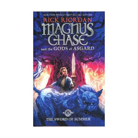 خرید کتاب Magnus Chase: The Sword Of Summer