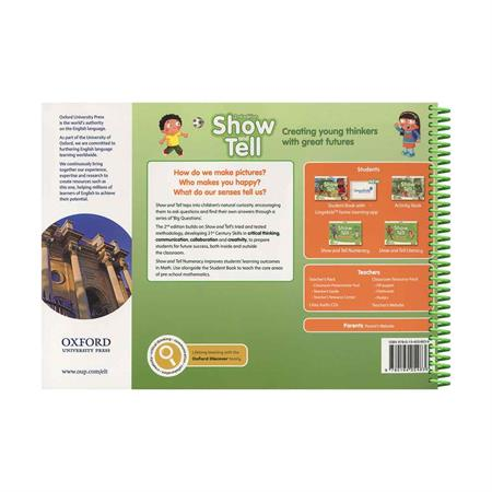 show-and-tell-2nd-2-activity-
