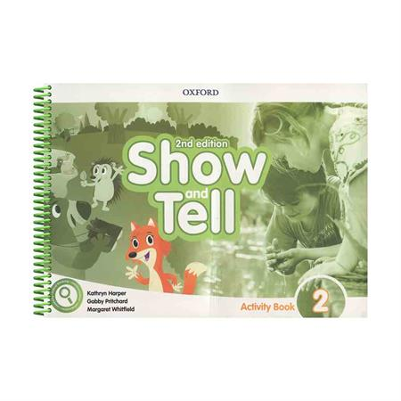 show-and-tell-2nd-2-activity