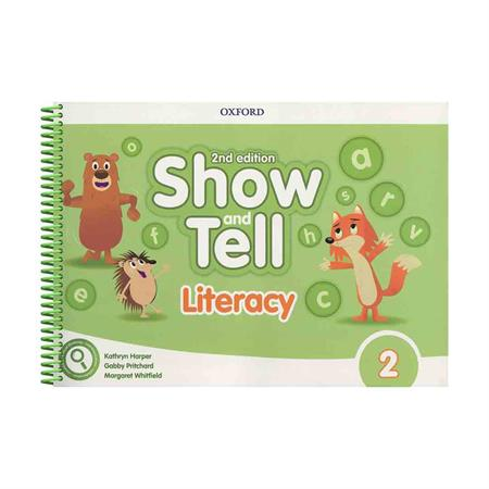 show-and-tell-2nd-2-literacy