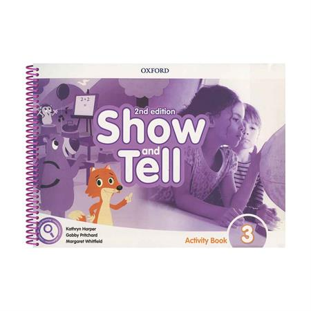 show-and-tell-2nd-3-activity
