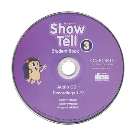show-and-tell-2nd-3-cd