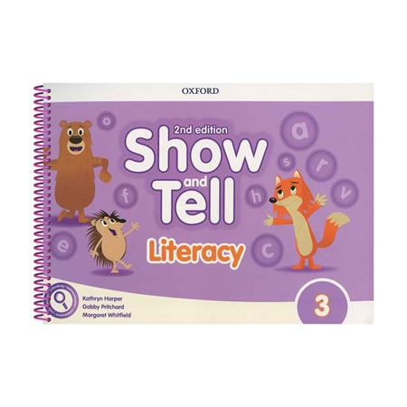 show-and-tell-2nd-3-literacy