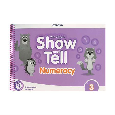 show-and-tell-2nd-3-numeracy