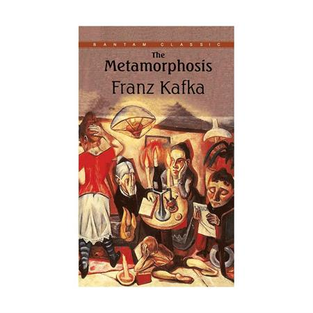 خرید کتاب The Metamorphosis