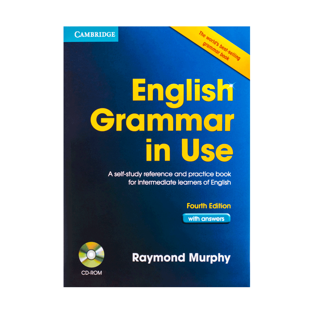 Grammar in Use English 4th (with answers) english grammar book