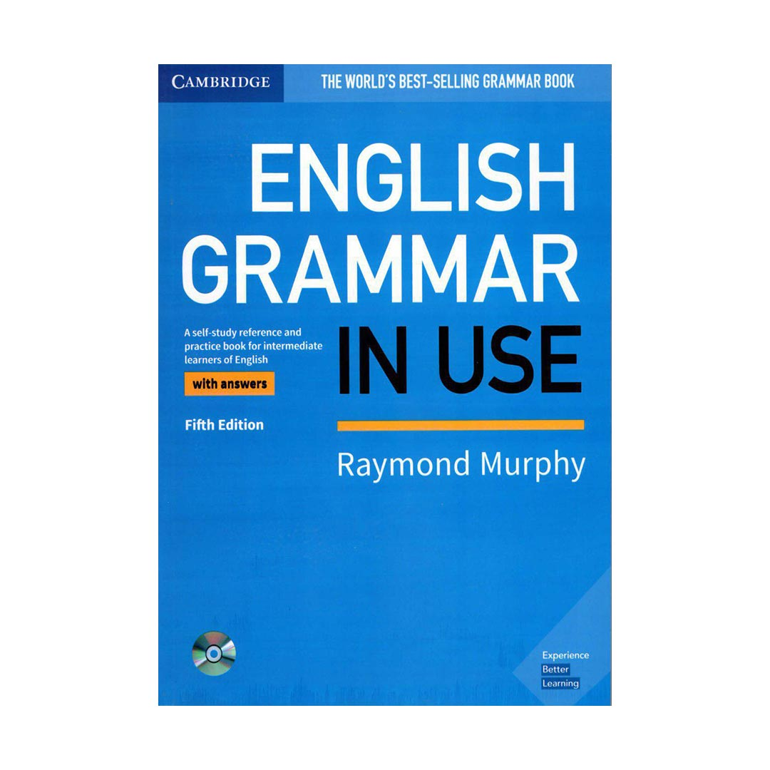 English Grammar in Use Intermediate 5th+CD With Answers