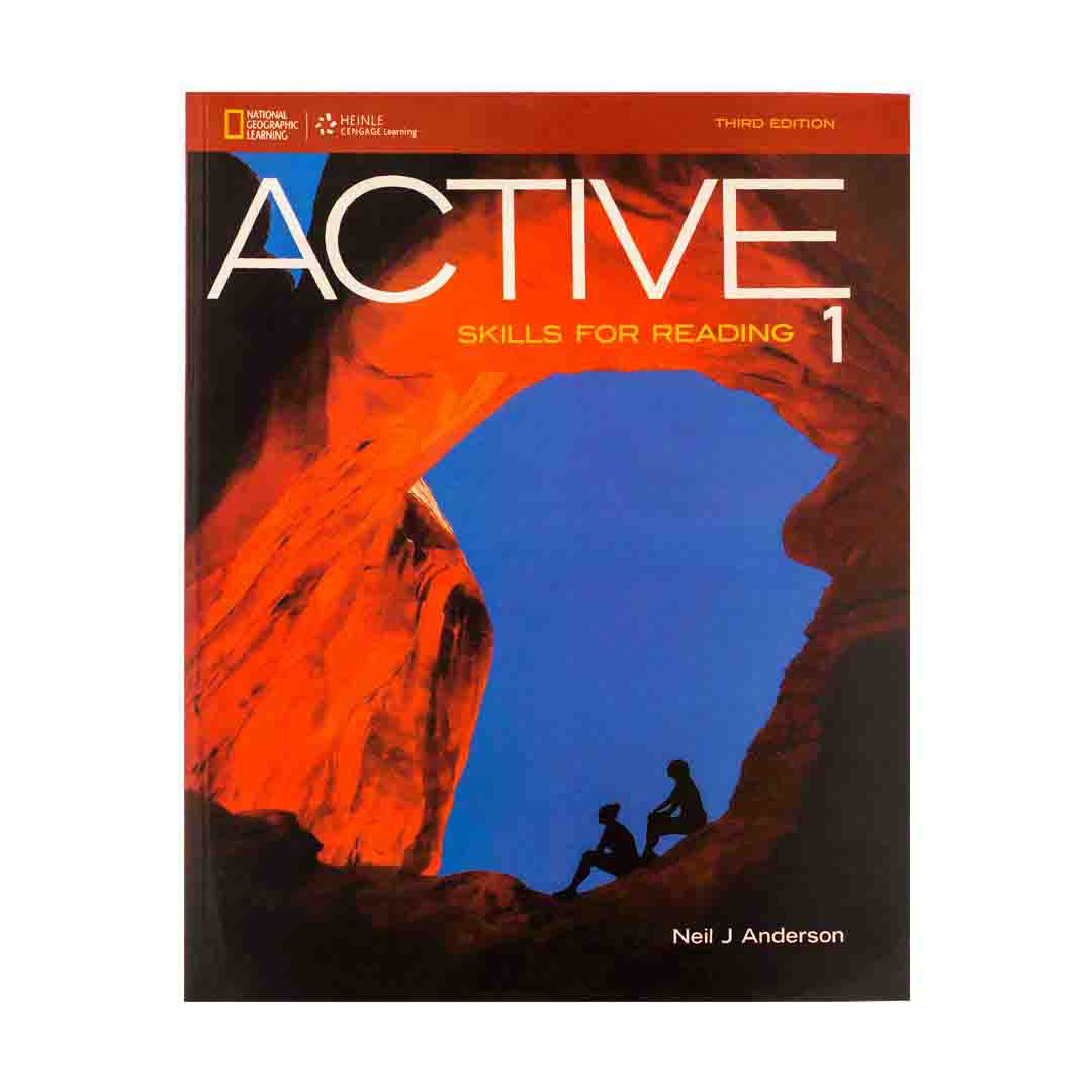 خرید کتاب ACTIVE Skills for Reading 1  third edition
