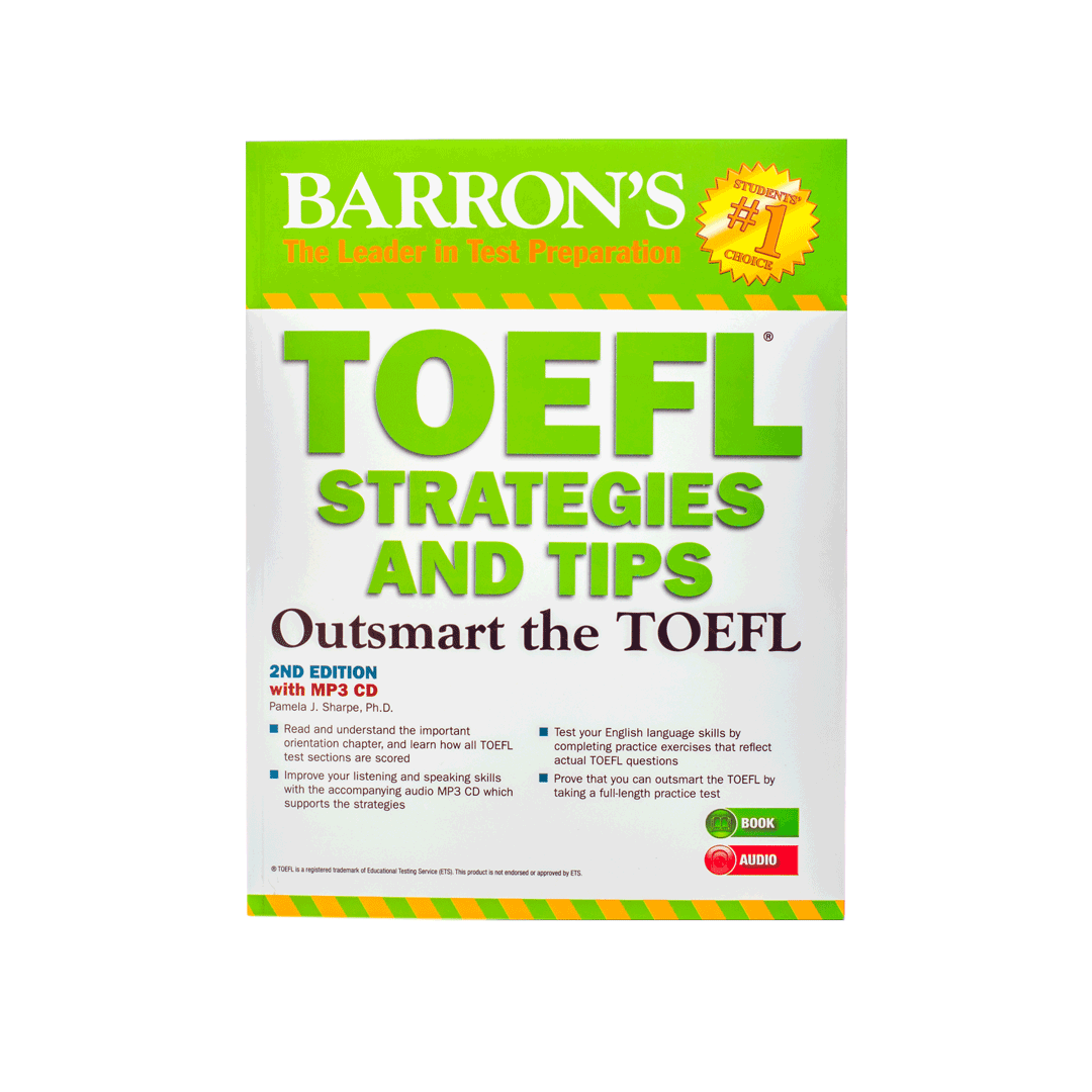 BARRONS TOEFL Strategies and Tips second edition